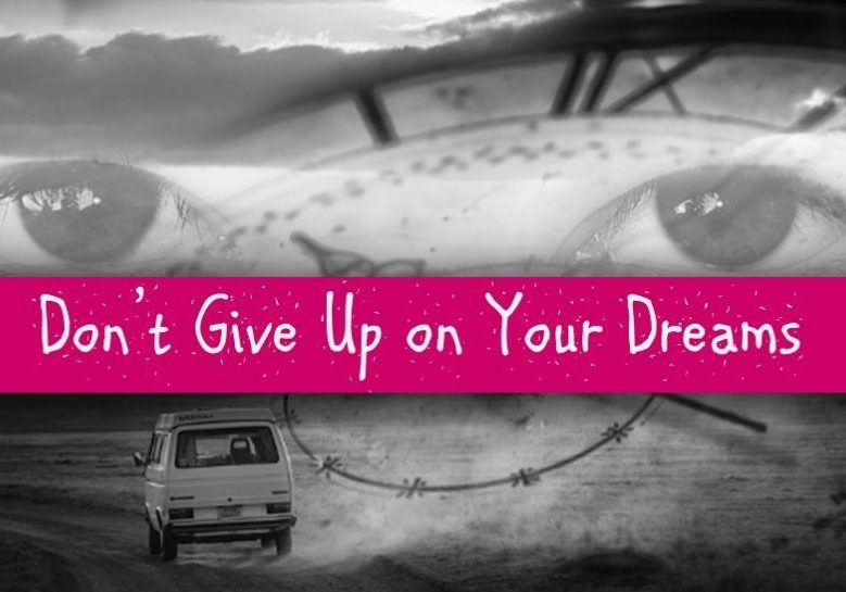 Dont Give Up EYES