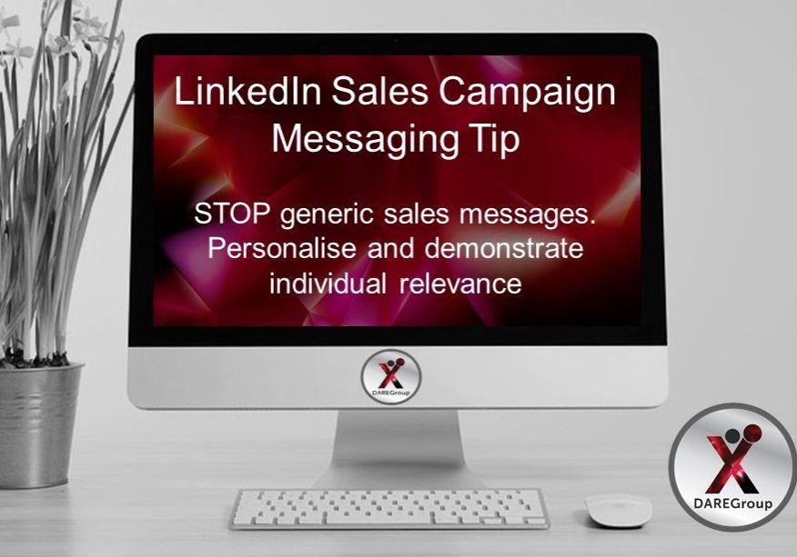 Message LinkedIN